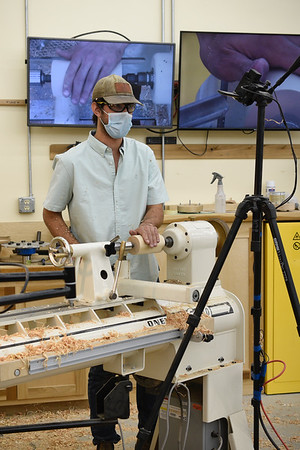 Introduction to Woodturning with Willard Lerums