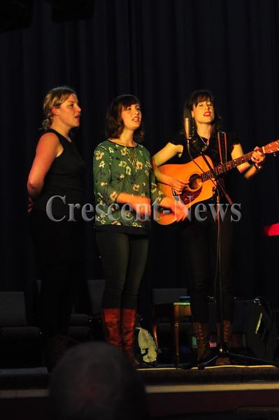 10-20-16 NEWS Good Lovelies Concert