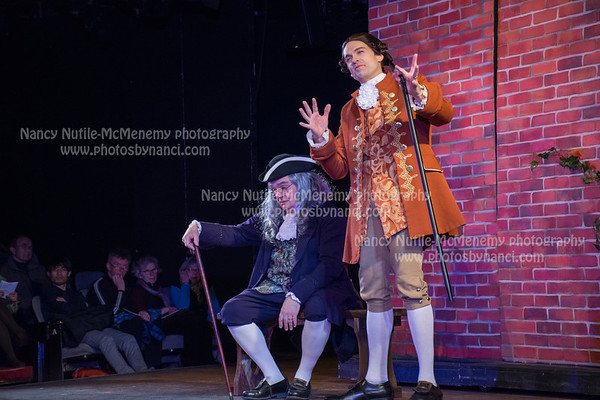 1776, America's Prize Winning Musical 2018