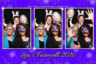Lea's Farewell