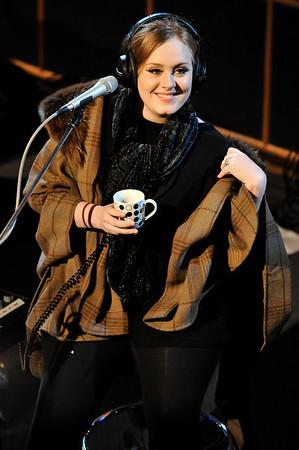 Adele @ BBC Maida Vale