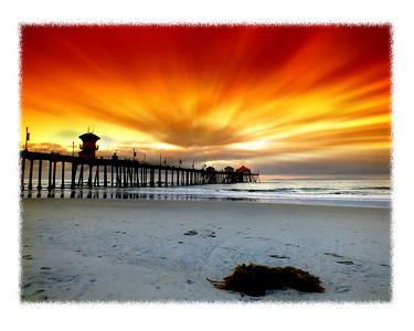 THE SUN COMES UP & THE SUN GOES DOWN * John Lyman Photos