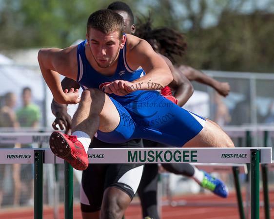 Muskogee Track Meet