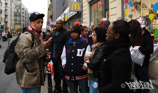"""BronxBerlinConnection """"Austausch"""" 2012"""