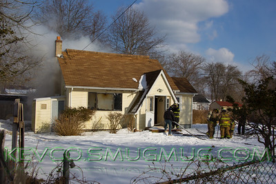 February 19, 2015, 75 Montauk Drive, Mastic Beach Working Structure Fire