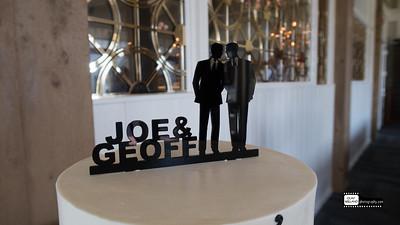 Joe & Geoff Wedding