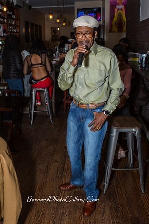 Dj Les Karaoke April 9th 2019 @ SipUnwine