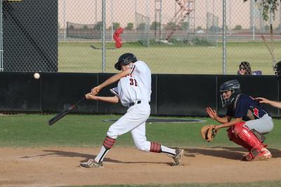 2015 Williams Field Baseball vs Coronado 4-3-15