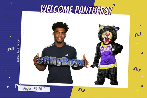 Welcome Prairie View Panthers 8.26.19