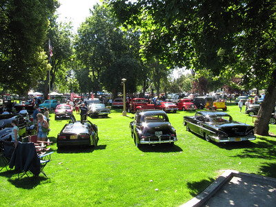 Baker City Car Show 8/2009