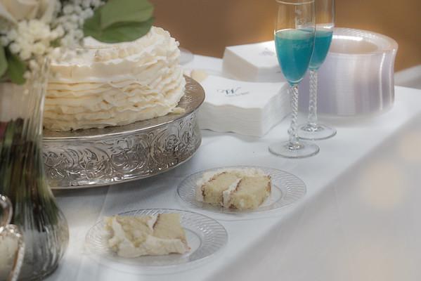 Ward Wedding Reception