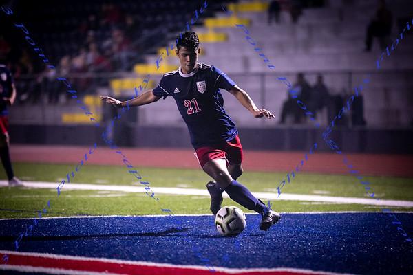LBHS V Soccer vs Lake Mary - Dec 13, 2019