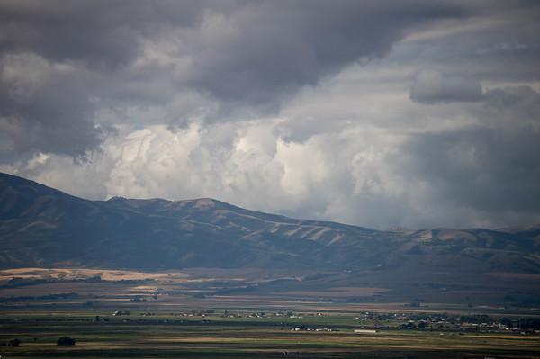 Summer Clouds   August 8, 2015