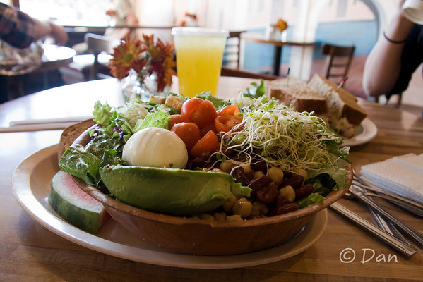 Cafe Intermezzo - Berkeley, CA
