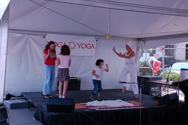 AMOA Childrens Yoga
