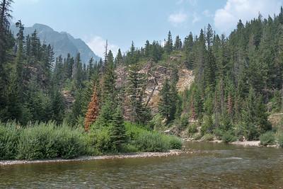 Rivers, Creeks, and Waterfalls