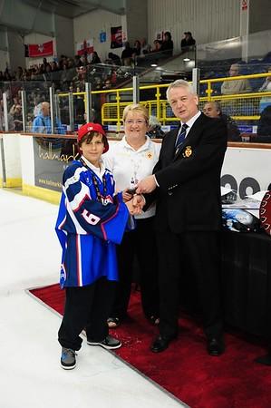 Medal Ceremony & Awards