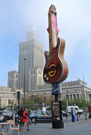 Warsaw October 11--14, 2012
