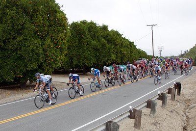 Stage 8: Santa Clarita > Thousand Oaks, 129.1 km