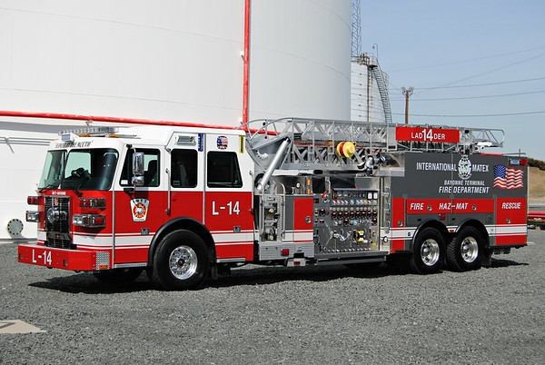 Hudson County Fire Apparatus