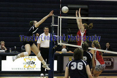 2008 Volleyball / Bellevue