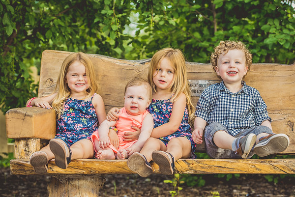Julie's beautiful grandchildren