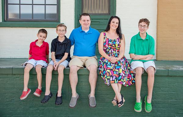 Dillon Family 2018