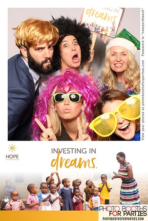 HOPE Investing in Dream 2018
