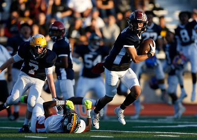 Charlie Wedemeyer Game: Offensive explosion leads North to win