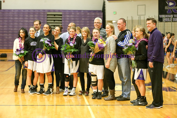 2016 02 18 RHS GIRLS BBALL SENIOR NIGHT