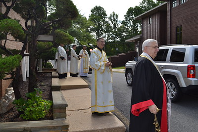 2018 Blessing of the cars