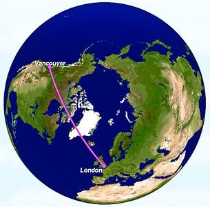 British Columbia & Alaska - June-July 2013