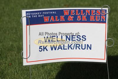 Finish - Petoskey Festival of Bay Wellness 5K