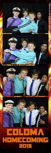 Coloma Homecoming Dance 2015 Prints