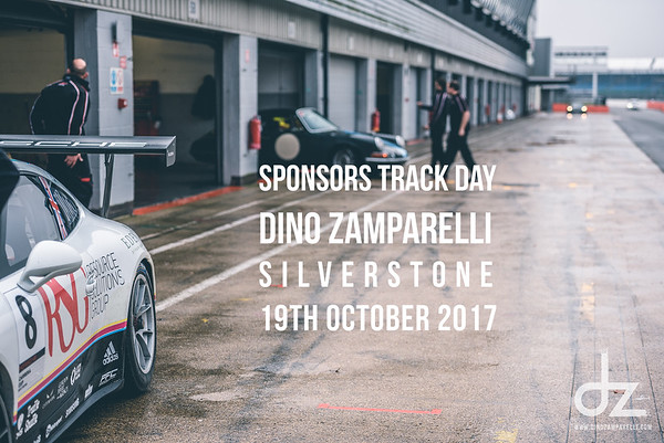Dino Zamparelli - Silverstone Track Day - Oct 2017