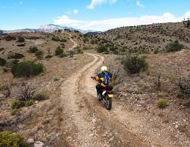 T or C-Blue Ribbon Trail-McLeod Hills Explore DS Trip  October 13-15, 2018