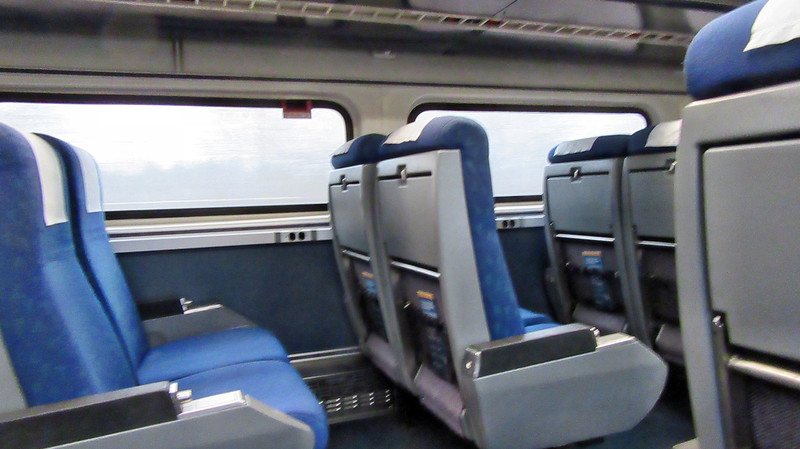 Day in Chicago Including a Ride on Amtrak's Hiawatha train to Milwaukee