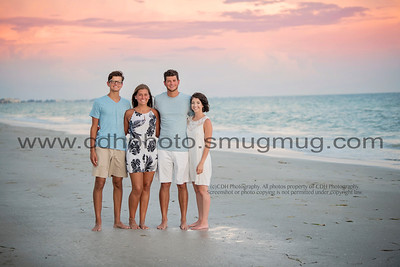 Digital Hi-Res Donnell Shelly Family