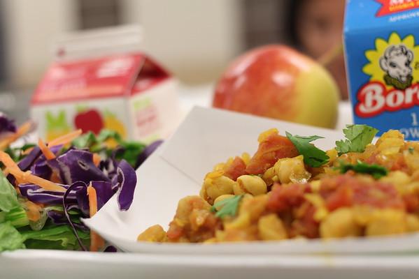02-18-2015 Chana Masala Lunch
