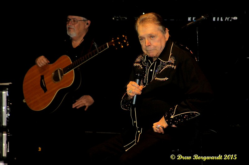 Mickey Gilley at Shoctor Theatre 160