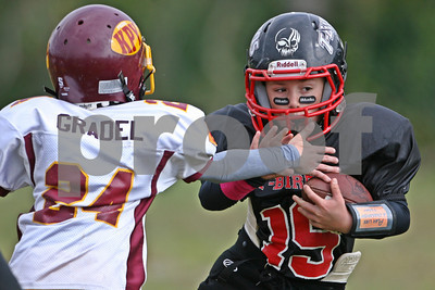 10/23/2011 - Connetquot Youth Football - Locust Ave., Oakdale, NY