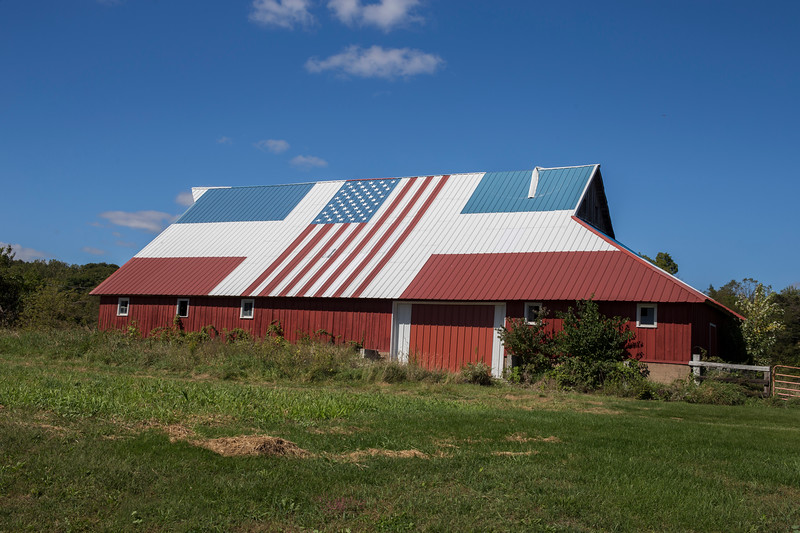American Barn Sabula