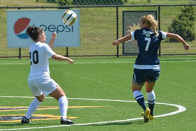 NKU Women's Soccer vs Murray State 8-25-2013