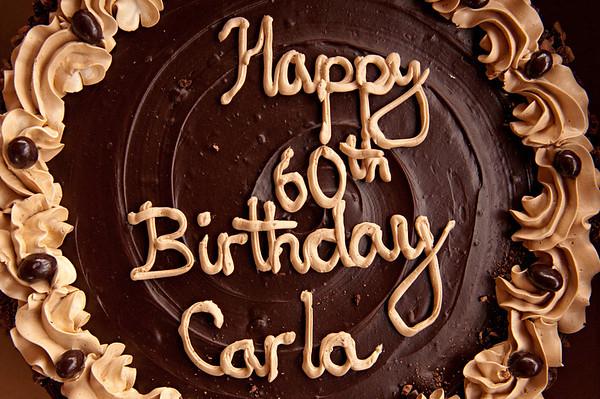 Carla's 60th Birthday Celebrations