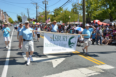 Asbury Methodist Village / Gaithersburg Labor Day Parade