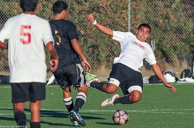 Crusaders vs San Diego Premier 7-6-2012