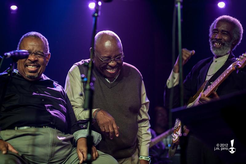 Fred Wesley & The New JBs / Lyrics Born Band