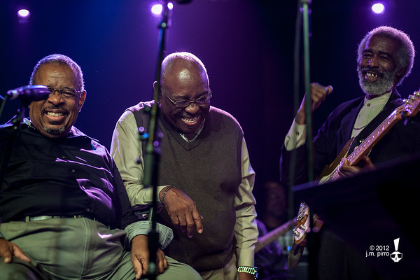 Fred Wesley & The New JBs / Lyrics Born Band