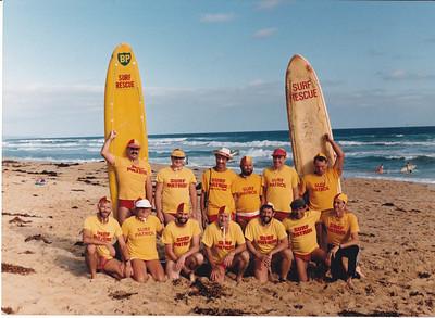 Patrols 1987 - 1988