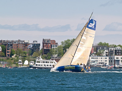 Volvo Ocean Race Boston